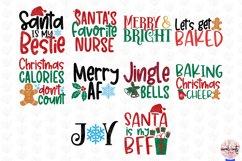 Big Merry Christmas Bundles - 50 SVG PNG EPS DXF JPG Product Image 4