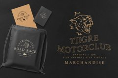 Road Race Font Family Extras Product Image 6