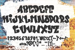 Nightfate Graffiti Product Image 2