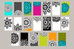 90 mandala design BUNDLE!!! Product Image 4