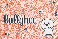 Ballyhoo Product Image 1