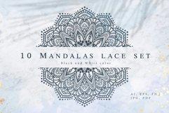10 Mandala Laces. Bonus Product Image 2