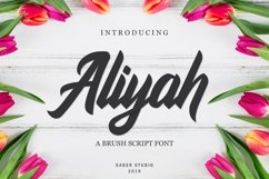 Aliyah Product Image 1