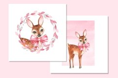 Spring set with fawns and patterns Product Image 5