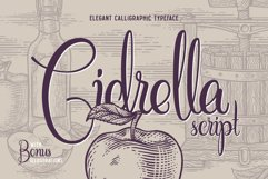 Cidrella script & graphics Product Image 1