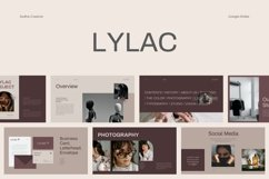 LYLAC Google Slides Brand Guidelines Template Product Image 1