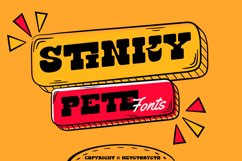 Stinky Pete Product Image 1