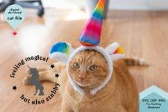 Funny Unicorn SVG - Humor svg Product Image 3