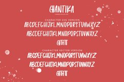 CHANTIKA - Script SVG Fonts Product Image 3