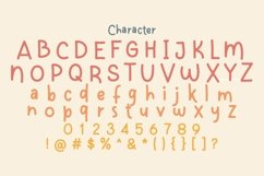 Web Font Nania Product Image 4