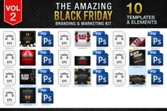 Black Friday Templates Vol 2 Product Image 4
