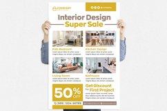 Interior Design #02 Print Templates Pack Product Image 5