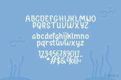 Molly - Mermaid Display font Product Image 6