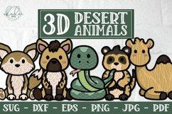 Huge 3D Animal Bundle, Layered Mandala, Best Sellers Product Image 5