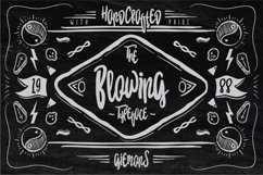 Blowing Typeface Product Image 1