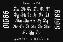 Datons - Blackletter Product Image 6