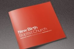Core Church Brochure Template Product Image 1