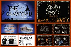 Best SELLER - Halloween Crafting Font BUNDLE Product Image 3