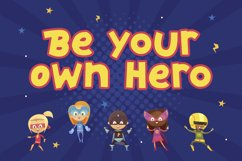 Big Heroes - Fancy Font Style Product Image 3
