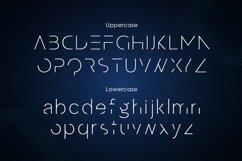 Despairs - Futurism Font Product Image 4