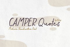 Camper Quotes Product Image 1