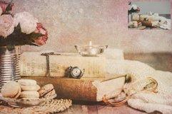 10 Fine Art BERRIES & CREAM Textures SET 1 Product Image 3