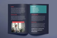 Business Consultant Brochure Bifold Product Image 3