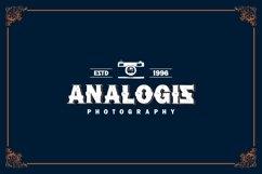 LOGOS | 5 Font Logo Product Image 5