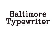 Baltimore Typewriter - SUPER PACK PROMOTION !  Product Image 1