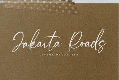 Santana Calligraphy Font Product Image 2