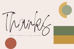 Miyoshe - The Natural Signature Font Product Image 2