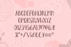 Dream Day - Cute Display Font Product Image 3