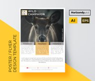 wild community campaign template Product Image 2