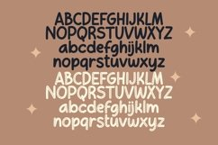 Web Font Choco Cookie - Playful Duo Font Product Image 3