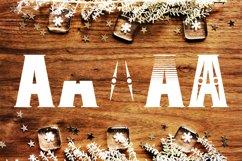 EDITH Lite XMAS Layered Font Promo Product Image 3