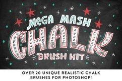 Realistic Photoshop Chalk Brushes! Product Image 2