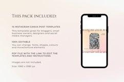 Gradient Instagram Posts Templates Product Image 2