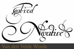 Van Den Velde Words Product Image 4