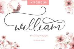 William Product Image 1
