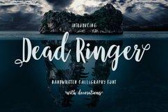 Web Font Dead Ringer Product Image 1