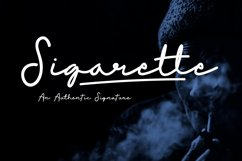 Sigarette Product Image 1