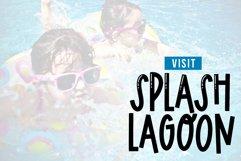 Lagoon - A Fun Handwritten Font Product Image 5