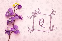 Melati Monogram Product Image 3