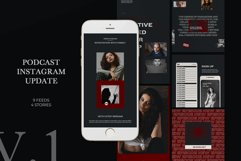 Podcast Instagram Templates Product Image 1