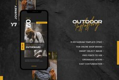 Outdoor Instagram Stories Template Product Image 5
