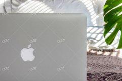 Sunny Macbook Mockup. PSD & JPG Product Image 3