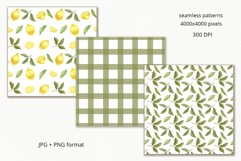 Lemon patterns Product Image 3