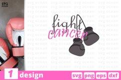 Cancer SVG Bundle | Awareness SVG | Breast Cancer Cut File Product Image 20