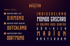 Houston Sports Font Family Product Image 3