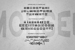 Web Font Mohsen Font Product Image 4